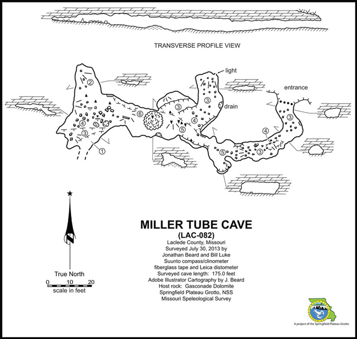 Miller Tube Cave
