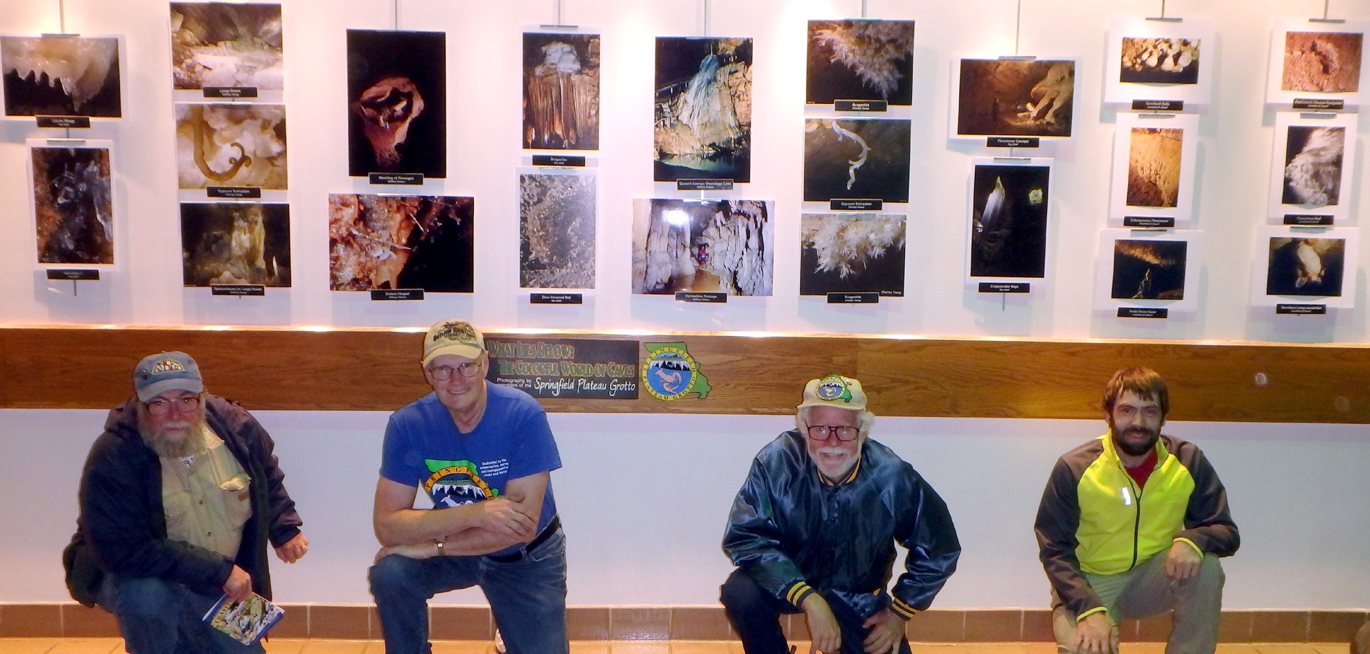 SPH Cave Photo Exhibit